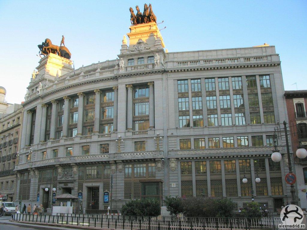 gu a visual de edificios hist ricos de madrid visual