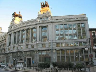 Gu a visual de edificios hist ricos de madrid visual for Casas del banco bbva